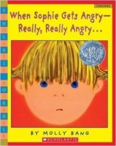 When Sophie Gets Angry