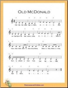 Old McDonald